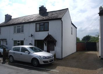 Thumbnail 2 bed semi-detached house to rent in Horsebridge, Minsterley, Shrewsbury