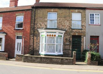 Thumbnail 3 bed terraced house for sale in Halton Road, Spilsby