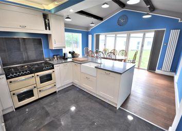 Thumbnail 3 bed detached bungalow for sale in The Crescent, Freckleton, Preston, Lancashire
