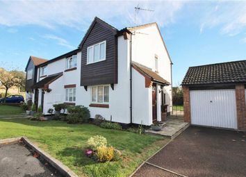 Thumbnail 2 bed end terrace house for sale in Pinewood Close, Borehamwood