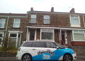 Thumbnail 5 bed property to rent in Rhondda Street, Mount Pleasant, Swansea