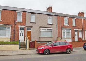 Thumbnail 3 bed terraced house for sale in Durham Road, Ushaw Moor, Durham