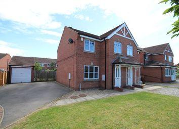 3 Bedrooms Semi-detached house to rent in Bramham Park Court, Leeds LS10