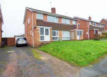 Thumbnail 3 bed semi-detached house for sale in Larkham Close, Matson, Gloucester