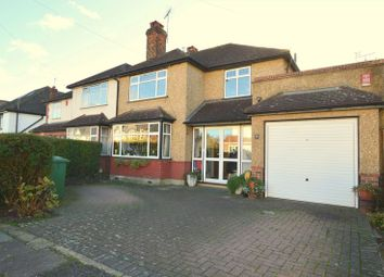 Thumbnail 3 bed semi-detached house for sale in Colburn Avenue, Hatch End, Pinner