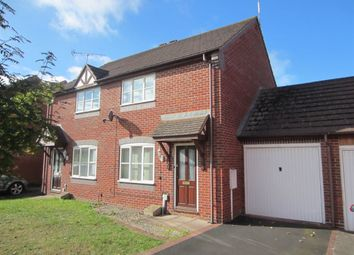 Thumbnail 2 bed semi-detached house to rent in Montgomery Road, Whitnash, Leamington Spa