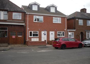 Thumbnail 4 bed semi-detached house for sale in Nansen Road, Leicester