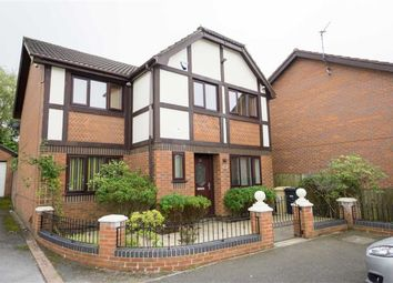 Thumbnail 4 bed detached house for sale in Fairhaven Avenue, Westhoughton, Bolton