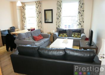 Thumbnail 3 bed flat to rent in Benthal Road, London