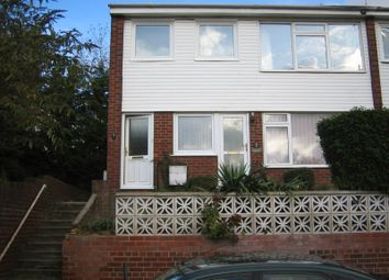 Thumbnail 2 bedroom flat to rent in Greenhythe Court, Greenstead Road, Colchester