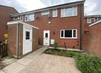 Thumbnail 3 bed town house to rent in Basset Avenue, Salford