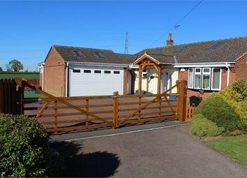 Thumbnail 3 bed detached bungalow for sale in The Mews, Blenheim Crescent, Broughton A, Leicester