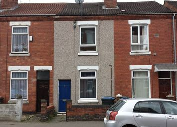 Thumbnail 2 bedroom terraced house to rent in 2 Bedroom Unfurnished House, Somerset Road, Coventry