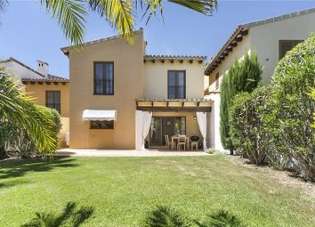 Thumbnail 3 bed detached house for sale in Villa Directly On The Golf, Santa Ponsa, Mallorca