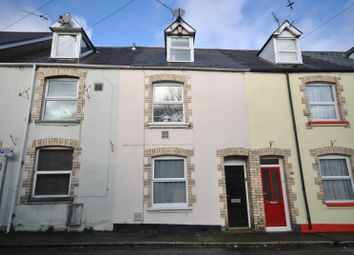 Thumbnail 2 bed terraced house to rent in Portland Buildings, Barnstaple