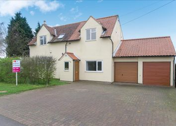 Thumbnail 4 bed detached house to rent in Newgate Lane, Londonthorpe, Grantham
