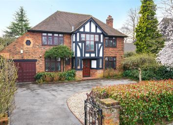Thumbnail 5 bed detached house for sale in The Drive, Esher, Surrey
