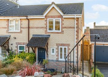 Thumbnail 2 bed semi-detached house for sale in Hawkins Meadow, Marlborough, Wiltshire