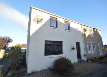 Thumbnail 3 bed semi-detached house for sale in Castle Park, Falkland, Cupar