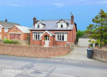 Thumbnail 2 bed detached house for sale in King Street, Leeswood, Mold, Flintshire