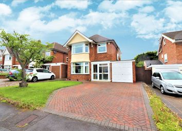 Thumbnail 3 bed detached house for sale in Ashchurch Drive, Wollaton, Nottingham