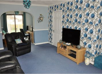 Thumbnail 2 bedroom semi-detached house for sale in Briarfield Drive, Leicester