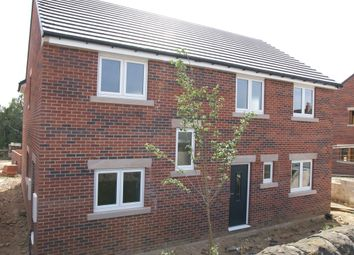 Thumbnail 4 bed detached house for sale in Top Farm, Main Road, Stretton, Derbyshire