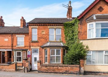 Thumbnail 4 bed terraced house for sale in Empress Road, Loughborough