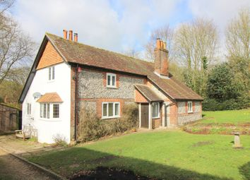 Thumbnail 3 bedroom cottage to rent in Swarraton, Alresford
