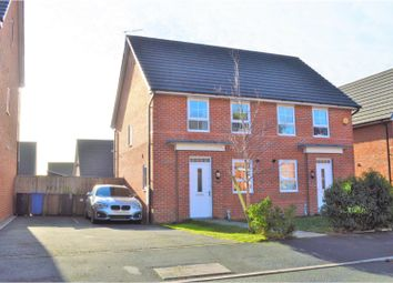 Thumbnail 3 bed semi-detached house for sale in Holden Drive, Swinton