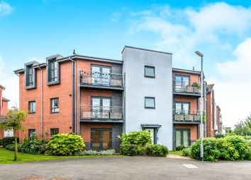 Thumbnail 2 bed flat for sale in Pear Tree Close, Lichfield