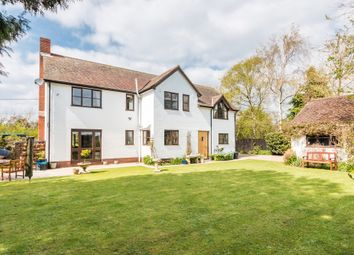 Thumbnail 4 bed detached house for sale in Ripley, Bransgore, Dorset