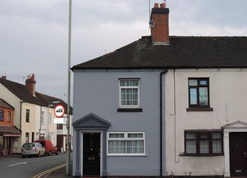 Thumbnail 2 bed end terrace house to rent in Weston Road, Stafford