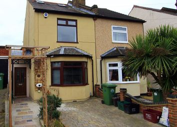 Thumbnail 3 bed semi-detached house for sale in Alers Road, Bexleyheath, London