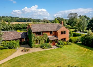 Thumbnail 4 bed detached house for sale in Oare, Hermitage, Newbury, Berkshire