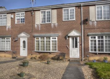 Thumbnail 3 bed property for sale in Barrington Court, Bedlington