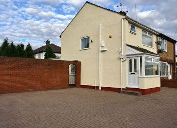 Thumbnail 3 bed semi-detached house for sale in Stoney Lane, Rainhill, Prescot