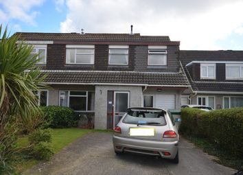 Thumbnail 4 bed semi-detached house for sale in Polstain Road, Threemilestone, Truro