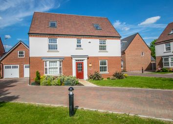 Thumbnail 6 bed detached house to rent in Arthur Martin-Leake Way, High Cross, Ware
