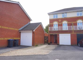 Thumbnail 4 bed semi-detached house for sale in Kingfisher Drive, Devizes