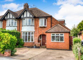 Thumbnail 4 bed semi-detached house for sale in Cubbington Road, Lillington, Leamington Spa