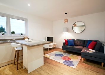 Thumbnail 2 bed flat to rent in Cross Heath Grove, Leeds