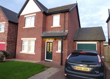 Thumbnail 3 bed detached house for sale in Woodville Way, Whitehaven, Cumbria