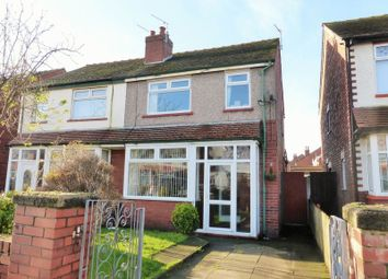 Thumbnail 3 bed semi-detached house for sale in Russell Road, High Park, Southport