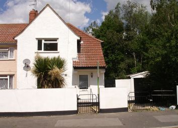 Thumbnail 3 bed end terrace house for sale in Stanton Road, Southmead, Bristol