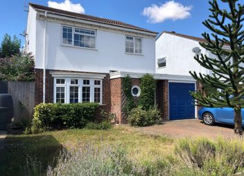 Thumbnail 4 bed detached house to rent in Crowson Way, Deeping St. James, Peterborough