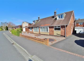 Thumbnail 3 bed bungalow for sale in Manor Lane, Preston