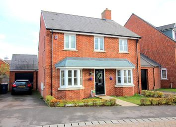 Thumbnail 4 bed detached house for sale in Kingfisher Road, Wixams, Bedfordshire