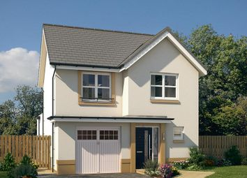 "Thumbnail 3 bed detached house for sale in ""The Newton"" at Whitehill Street, Newcraighall, Musselburgh"