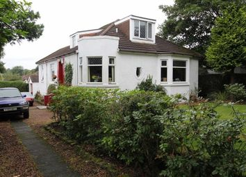 Thumbnail 3 bedroom detached bungalow for sale in Milngavie Road, Bearsden, Glasgow